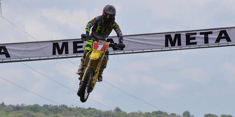 1ª Nacional de Motocross, 2017