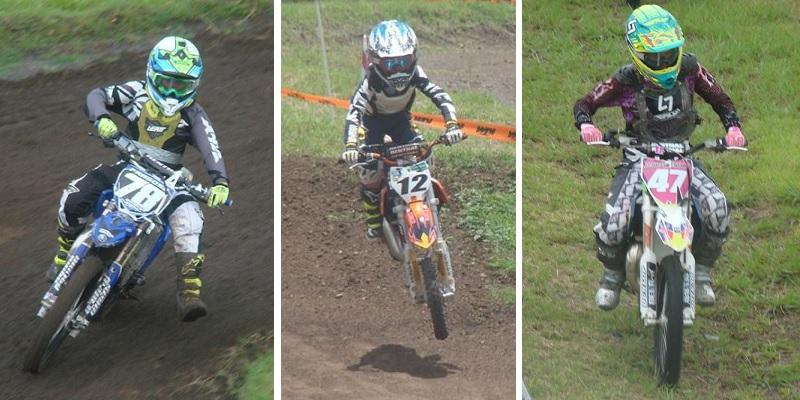 Imágenes: Olimpiada de Motocross