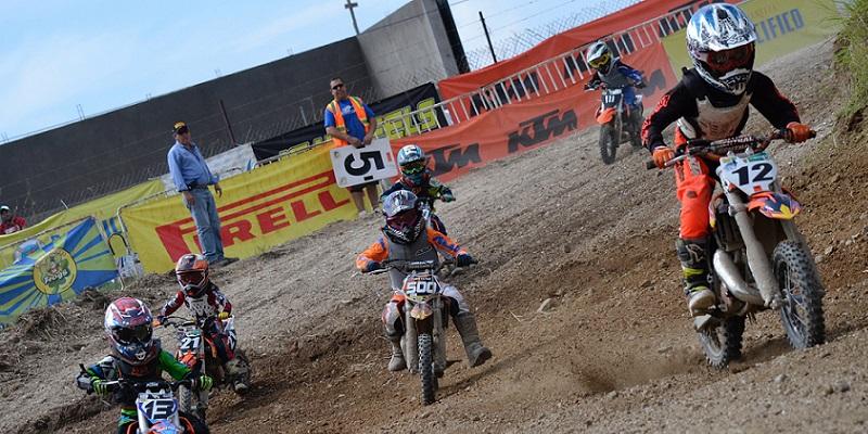 Resultados, Nacional de Motocross