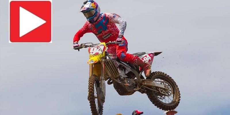 VIDEO: Round 6, Pro Motocross