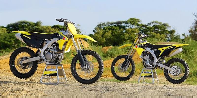 Suzuki 2017; Regresa la Enduro 450