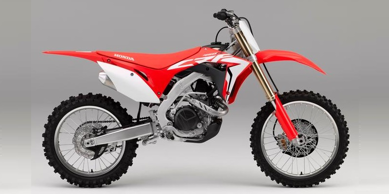 Honda CRF450 y CRF450RX 2017