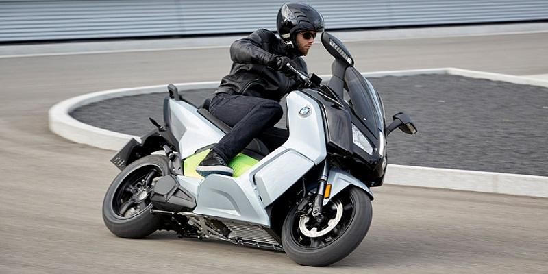 Nuevo BMW C Evolution