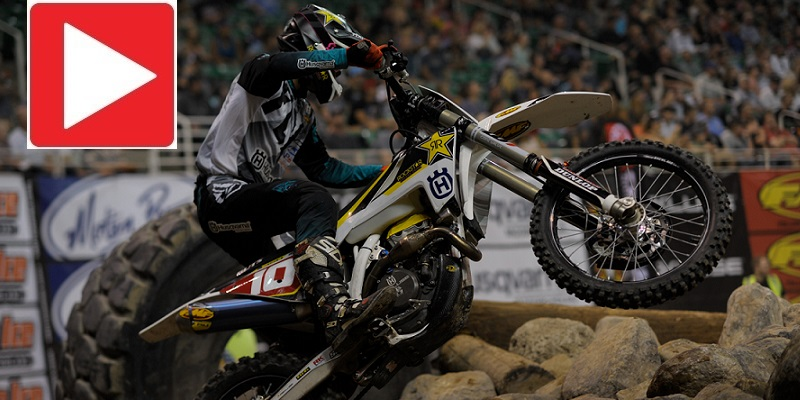VIDEO: Endurocross Series SLC