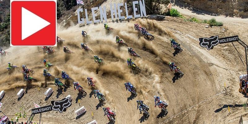 Final del MXGP en Glen Helen