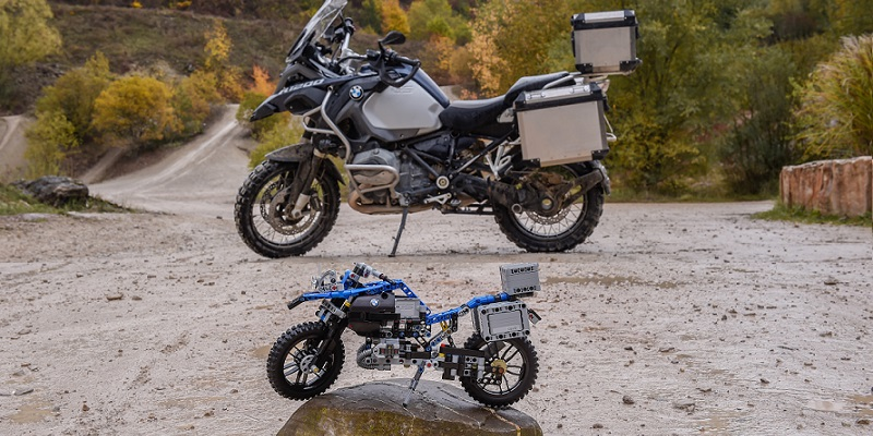 BMW R1200GS Adventure by LEGO®
