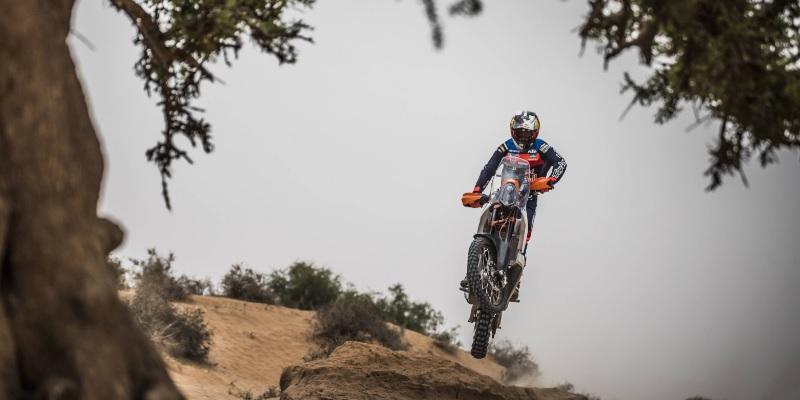 Ramírez Al Dakar 2017