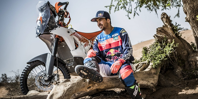 Dakar: KTM Factory Team