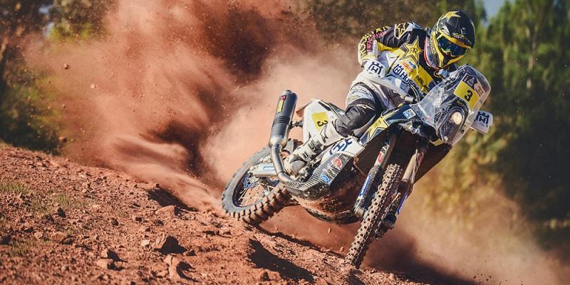 Los Fuertes, del Rally Dakar