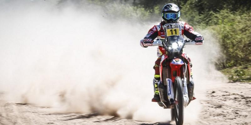 Ahora ganó Barreda; Dakar