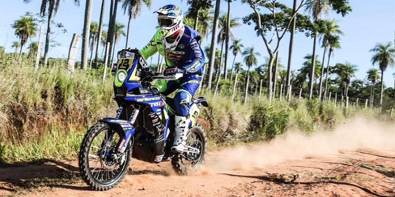 Pedrero, ganador Etapa 1 del Dakar