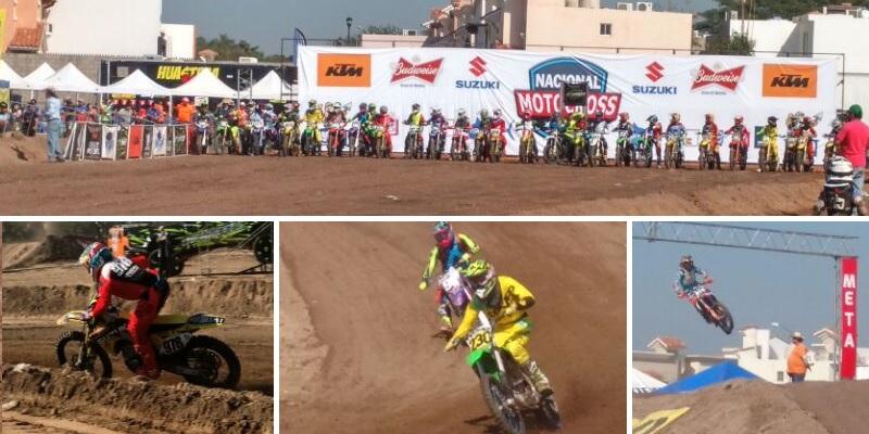 Arrancó el Nacional de Motocross