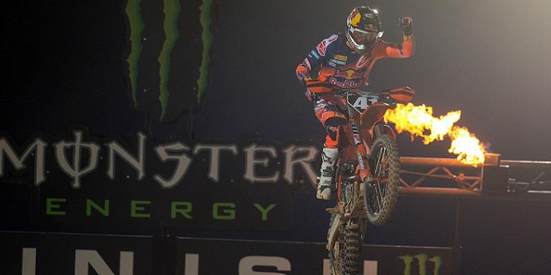 Inició el Mundial de Motocross