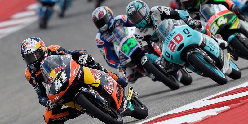 Fan Pack, para MotoGP en Texas