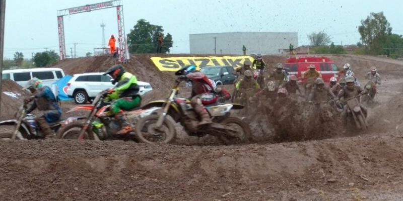 Resultados, II Nacional de Motocross