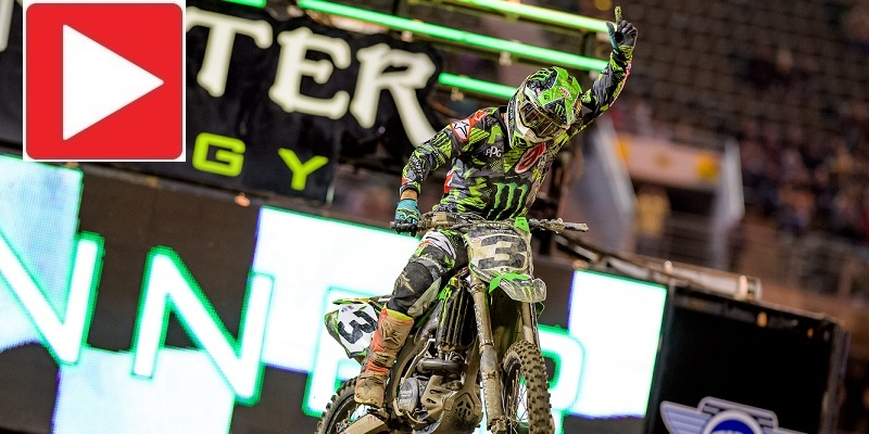 VIDEO: Tomac y Hill, Dominan en Oakland