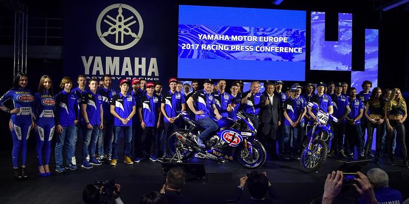 Presentación Yamaha Off Road 2017
