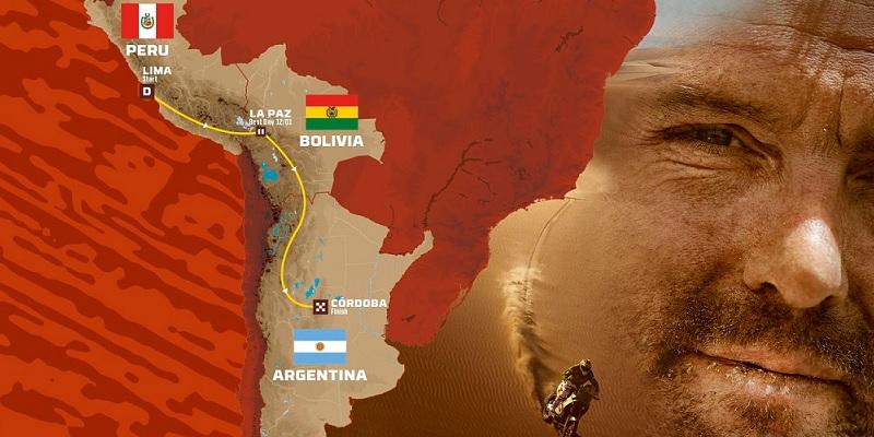 Dakar 2018: Perú, Bolivia y Argentina