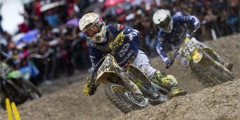 Simpson y Seewer, ganan en Indonesia