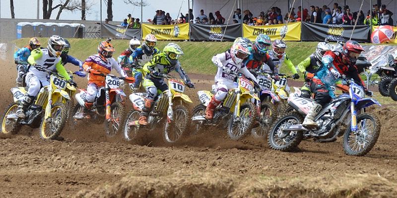 Nacional de Motocross, en Veracruz