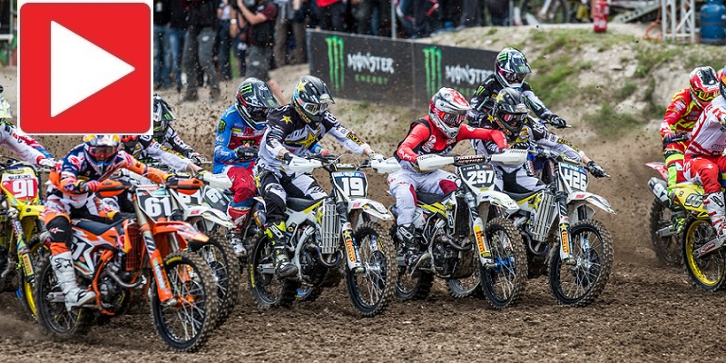VIDEO: Mundial de Motocross, Europa