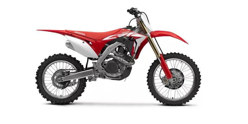 Honda CRF y CRF-RX 450 – 2018