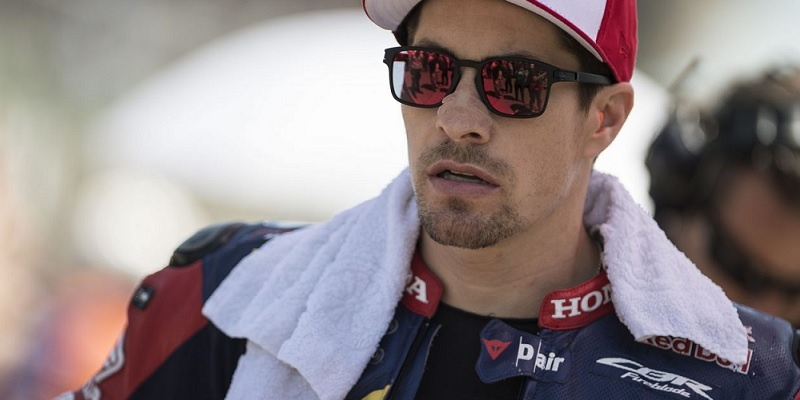 Nicky Hayden, sigue Grave