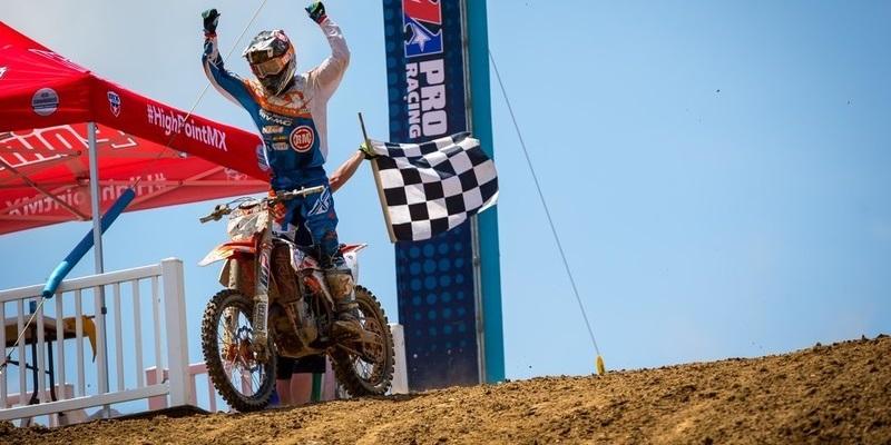 VIDEO: Motocross en High Point Raceway