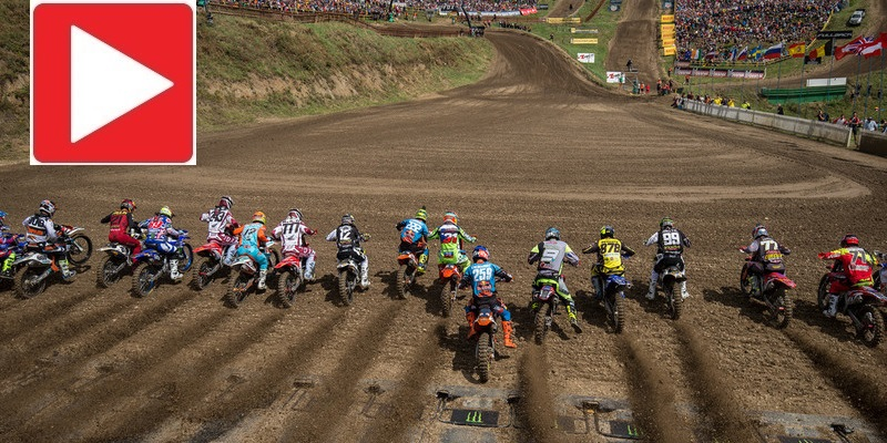 VIDEO: Mundial de Motocross, Loket