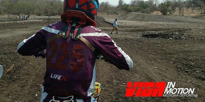 Practica de forma segura el motociclismo