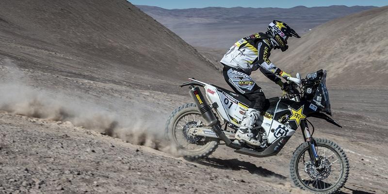 Pablo Quintanilla gana el Rally Atacama