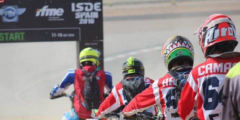 ISDE 2017: Representantes en Trofeo Mundial