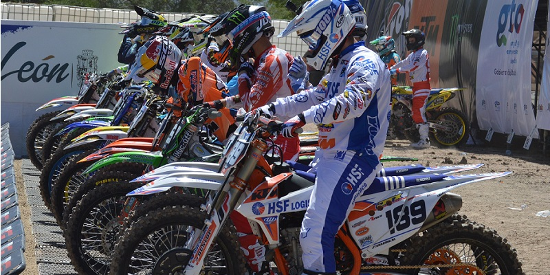 México sin Mundial de Motocross
