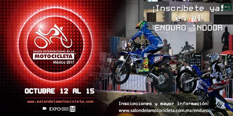 Participa en el Enduro Indoor SIMM