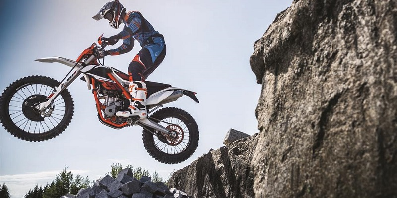 Nueva: KTM FREERIDE 250 F
