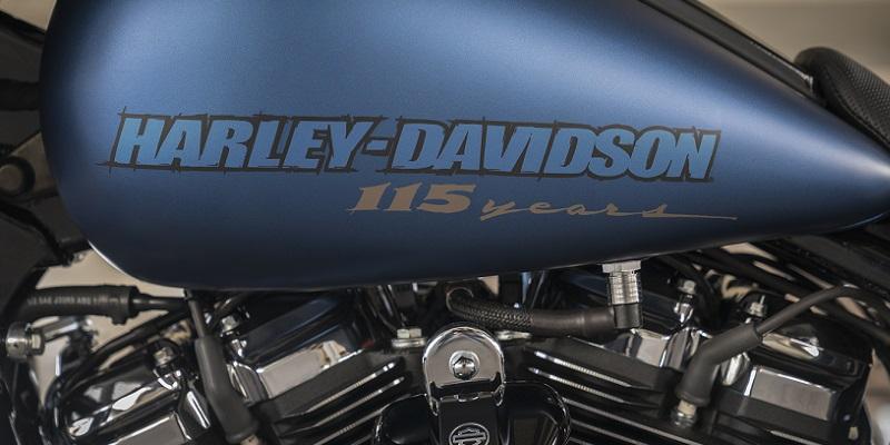 Nuevas Harley-Davidson 2018