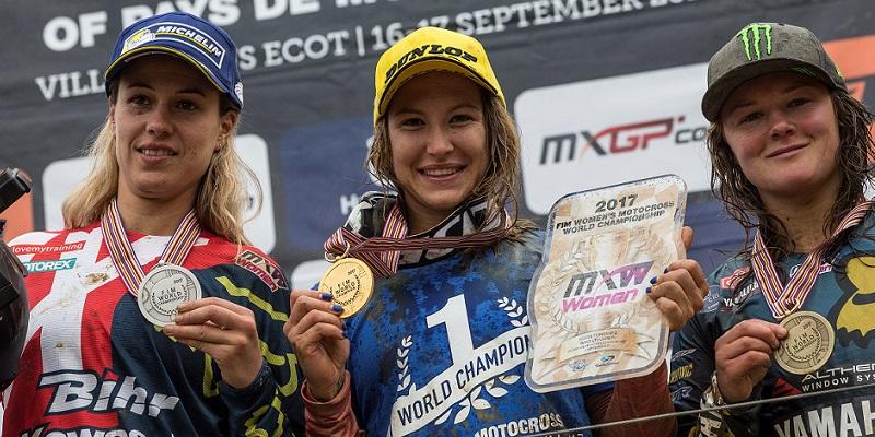 Fontanesi, 5º Título Mundial WMX