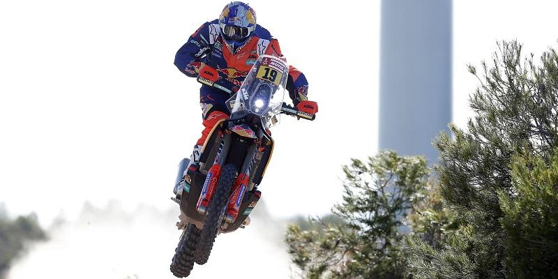 DAKAR: KTM Rally Factory Racing Team