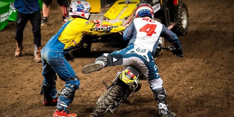 VIDEO: Ronnie Mac VS Ricky Carmichael
