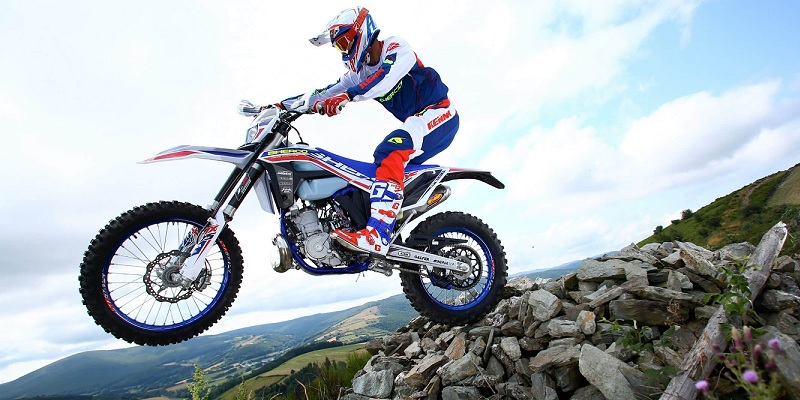 Enduro, Trial y Rally con Sherco