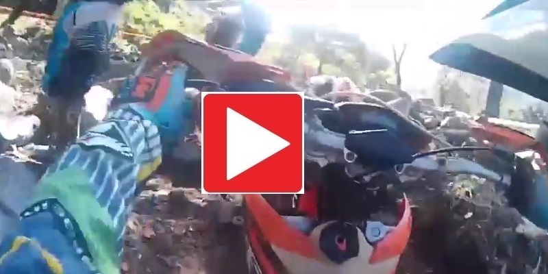 VIDEO: A bordo, Hard Enduro Costa Rica
