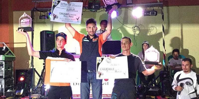 «Zavle» Zavala Gana en Costa Rica