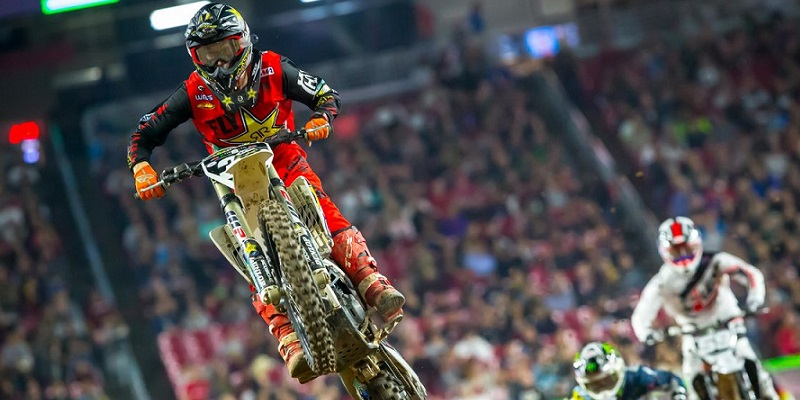 VIDEO: Supercross Round 4, Arizona