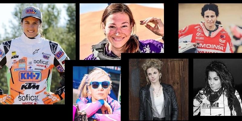 Las Mujeres del Dakar 2018