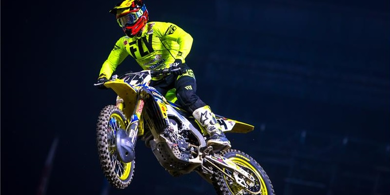 Fly Racing en el Supercross