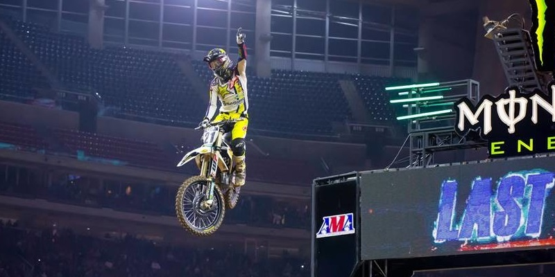 VIDEO: Supercross Rd. 2 Houston