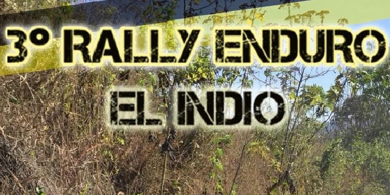 3ª Edición Rally Enduro «El Indio»