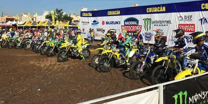 Resultados del Nacional de Motocross