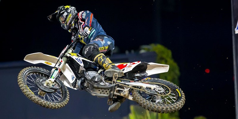 VIDEO: AMA Supercross en San Diego