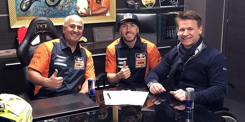 Antonio Cairoli Con KTM 2 Años Más